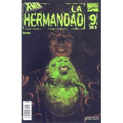 X-MEN: LA HERMANDAD Nº 9
