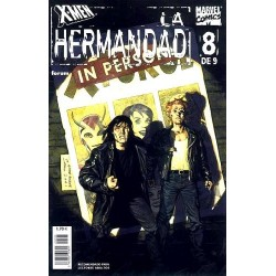 X-MEN: LA HERMANDAD Nº 8