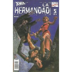 X-MEN: LA HERMANDAD Nº 5