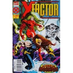 X-FACTOR X VOL.1 Nº 2 (FORUM)