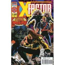 X-FACTOR VOL.1 Nº 1 (FORUM)