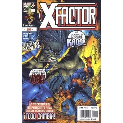 X-FACTOR VOL.2 Nº 39 (FORUM)