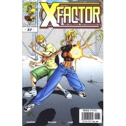 X-FACTOR VOL.2 Nº 37 (FORUM)