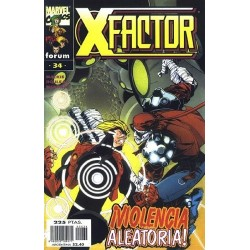 X-FACTOR VOL.2 Nº 34 (FORUM)