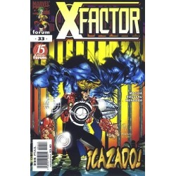 X-FACTOR VOL.2 Nº 33