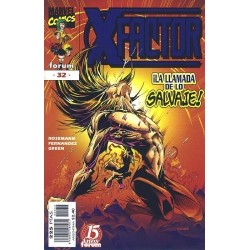 X-FACTOR VOL.2 Nº 32