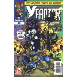 X-FACTOR VOL.2 Nº 30 (FORUM)