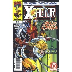 X-FACTOR VOL.2 Nº 28 (FORUM)