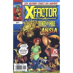 X-FACTOR VOL.2 Nº 27 (FORUM)
