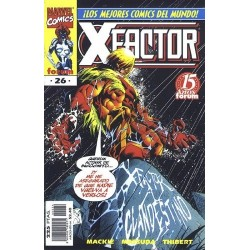 X-FACTOR VOL.2 Nº 26 (FORUM)