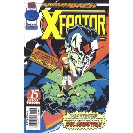 X-FACTOR VOL.2 Nº 25 (FORUM)