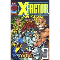 X-FACTOR VOL.2 Nº 23 (FORUM)