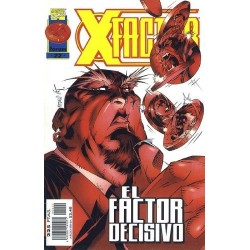 X-FACTOR VOL.2 Nº 22 (FORUM)