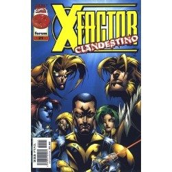 X-FACTOR VOL.2 Nº 21 (FORUM)
