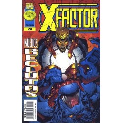 X-FACTOR VOL.2 Nº 20 (FORUM)