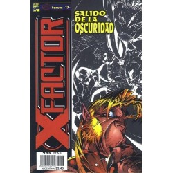 X-FACTOR VOL.2 Nº 17 (FORUM)