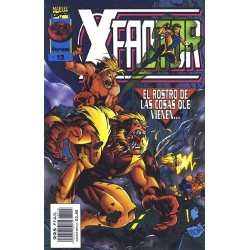 X-FACTOR VOL.2 Nº 13 (FORUM)