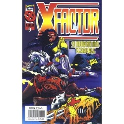 X-FACTOR VOL.2 Nº 9 (FORUM)