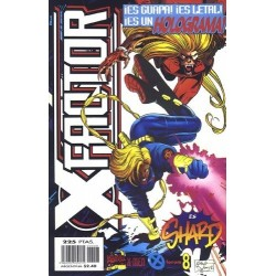 X-FACTOR VOL.2 Nº 8 (FORUM)