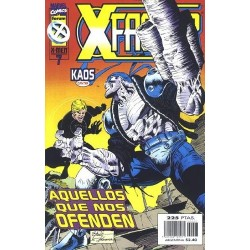 X-FACTOR VOL.2 Nº 7 (FORUM)