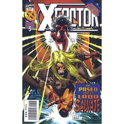 X-FACTOR VOL.2 Nº 5 (FORUM)