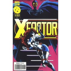 X-FACTOR VOL.2 Nº 4 (FORUM)