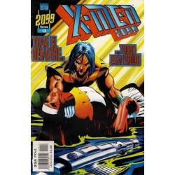 X-MEN 2099 AD Nº 13