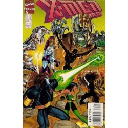 X-MEN 2099 AD Nº 5