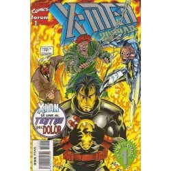 X-MEN 2099 AD Nº 1