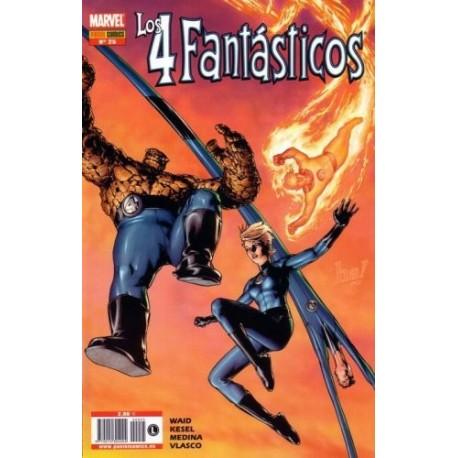 LOS 4 FANTÁSTICOS VOL.5 Nº 25