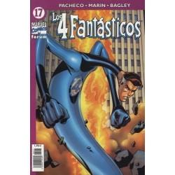 LOS 4 FANTÁSTICOS VOL.4 Nº 17