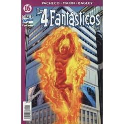 LOS 4 FANTÁSTICOS VOL.4 Nº 16