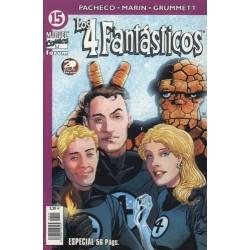 LOS 4 FANTÁSTICOS VOL.4 Nº 15