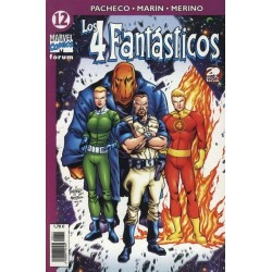 LOS 4 FANTÁSTICOS VOL.4 Nº 12