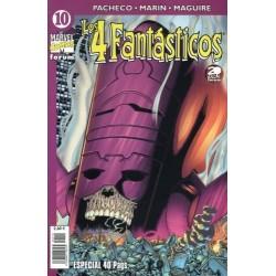 LOS 4 FANTÁSTICOS VOL.4 Nº 10