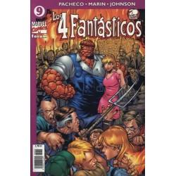 LOS 4 FANTÁSTICOS VOL.4 Nº 9