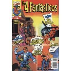 LOS 4 FANTÁSTICOS VOL.3 Nº 33