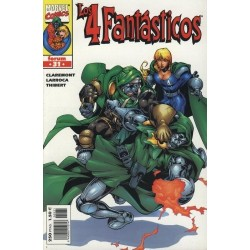 LOS 4 FANTÁSTICOS VOL.3 Nº 31