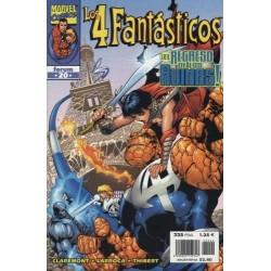LOS 4 FANTÁSTICOS VOL.3 Nº 20