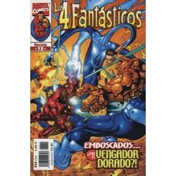 LOS 4 FANTÁSTICOS VOL.3 Nº 15