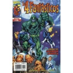 LOS 4 FANTÁSTICOS VOL.3 Nº 13