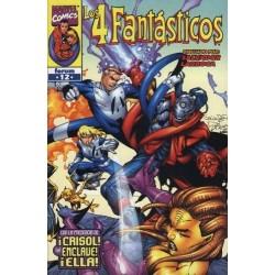 LOS 4 FANTÁSTICOS VOL.3 Nº 12