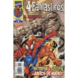 LOS 4 FANTÁSTICOS VOL.3 Nº 9