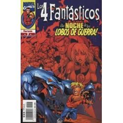LOS 4 FANTÁSTICOS VOL.3 Nº 7