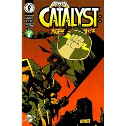 CATALYST: AGENTS OF CHANGE Nº 6