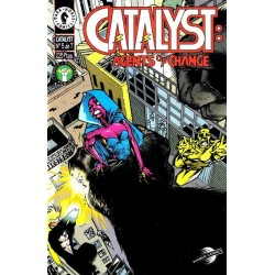 CATALYST: AGENTS OF CHANGE Nº 5