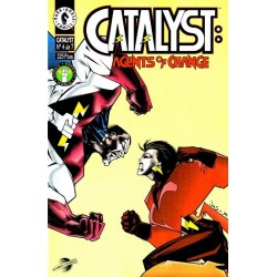 CATALYST: AGENTS OF CHANGE Nº 4