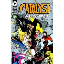 CATALYST: AGENTS OF CHANGE Nº 3