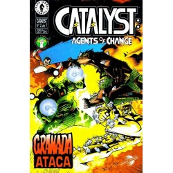 CATALYST: AGENTS OF CHANGE Nº 2