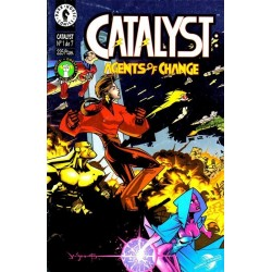 CATALYST: AGENTS OF CHANGE Nº 1